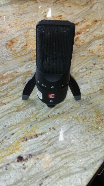 sE Electronics X1R Passive Ribbon Microphone
