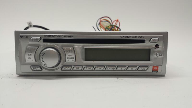 JBL Car Audio MR 140