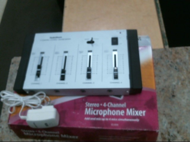 RADIO SHACK Mixer 32-2056