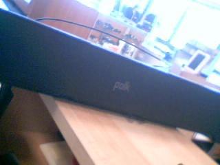 POLK AUDIO Surround Sound Speakers & System FR1 SOUNDBAR