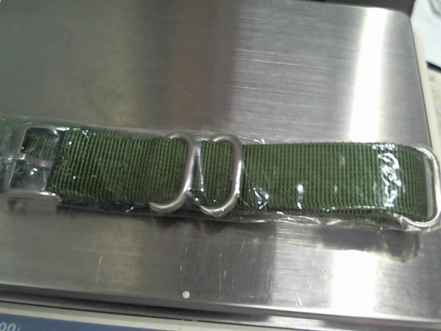 LUMINOX Watch Band GREEN WATCH STRAP