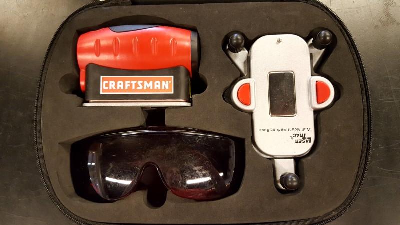 CRAFTSMAN Laser Level 320.48251 LASER TRAC