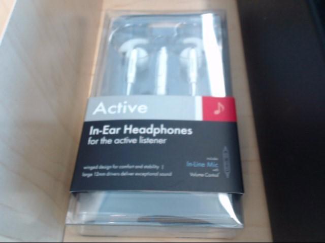SAMSUNG Headphones EO-EG920LWEGUS HEADPHONES