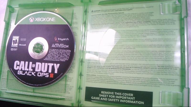 Microsoft XBOX One Game CALL OF DUTY - BLACK OPS III - XBOX ONE
