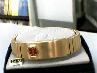 Bracelet Antique Stainless 23.6dwt