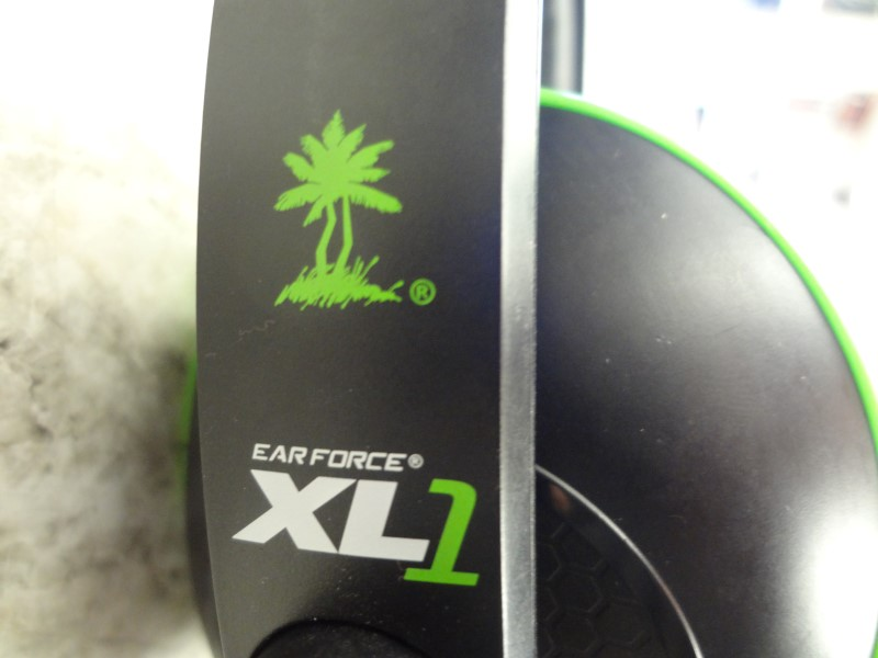 TURTLE BEACH EARFORCE XL1 GAMING HEADSET WITH CORD