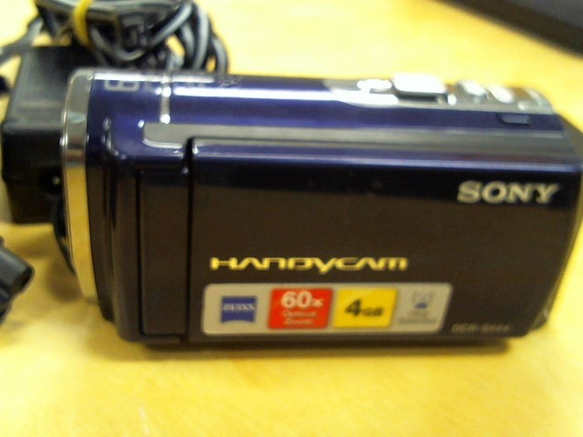 SONY Camcorder DCR-SX44