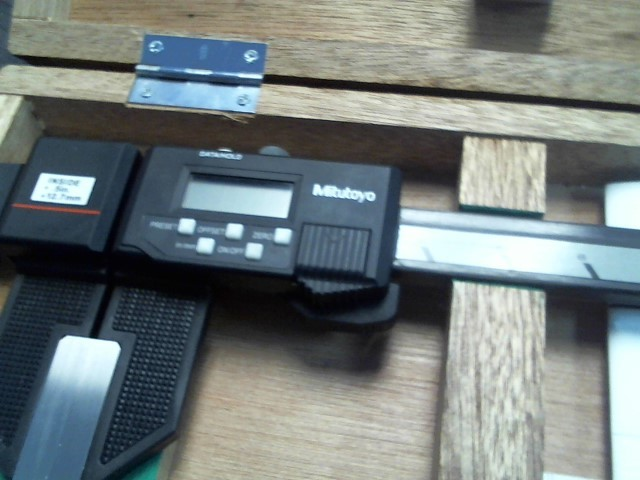 MITUTOYO DIGIMATIC CALIPER IN BOX MODEL CFC-P12
