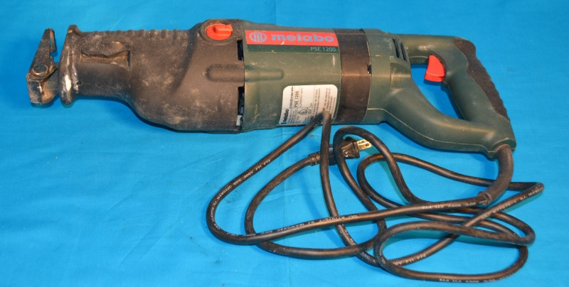 METABO Reciprocating Saw PSE1200