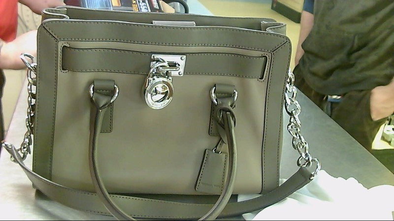 MICHAEL KORS Handbag HAMILTON FRAME OUT