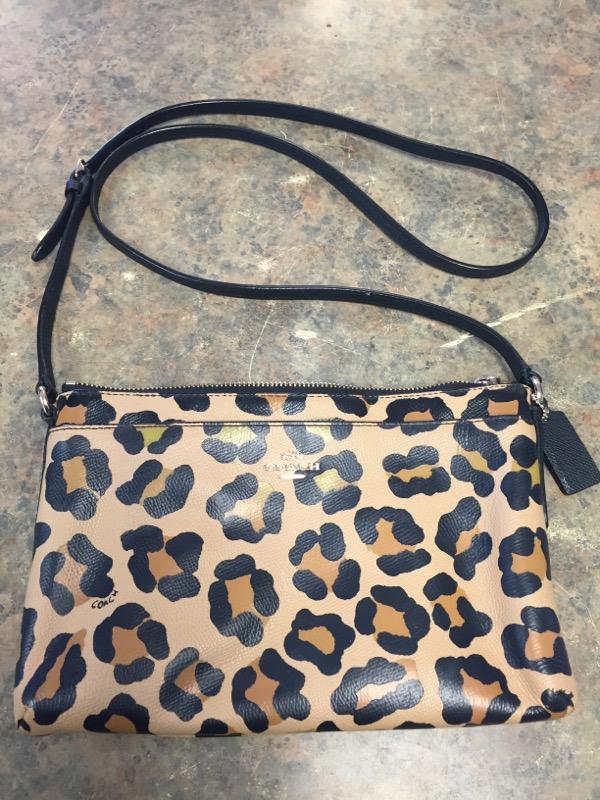 COACH Handbag OCELOT