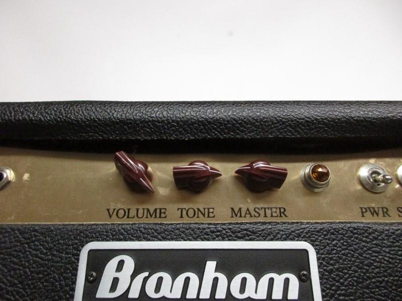 BRANHAM 20W 1x12 TWEED-STYLE TUBE COMBO AMP