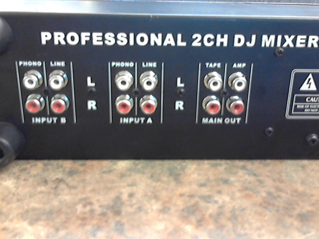 PYLE Mixer PRO PDJ1KT