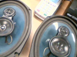 JENSEN Car Speakers/Speaker System 3690