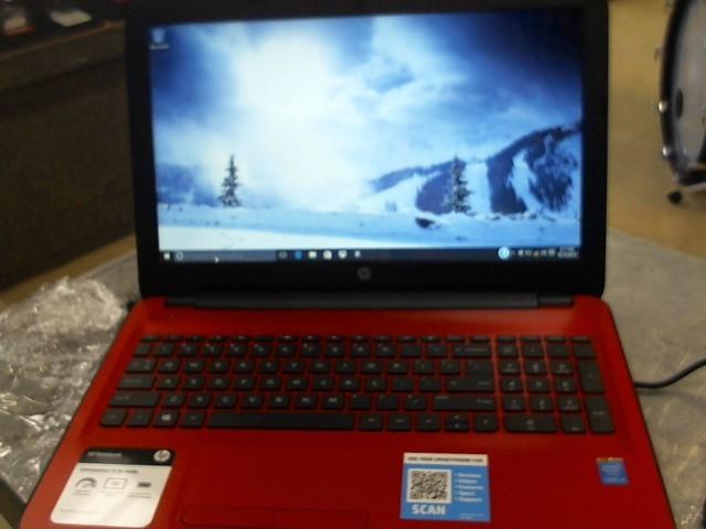 HEWLETT PACKARD Laptop/Netbook 15-AY016NR