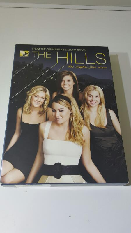 The Hills Season 1 on DVD