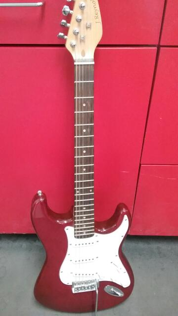 J REYNOLDS Electric Guitar ELECTRIC GUITAR