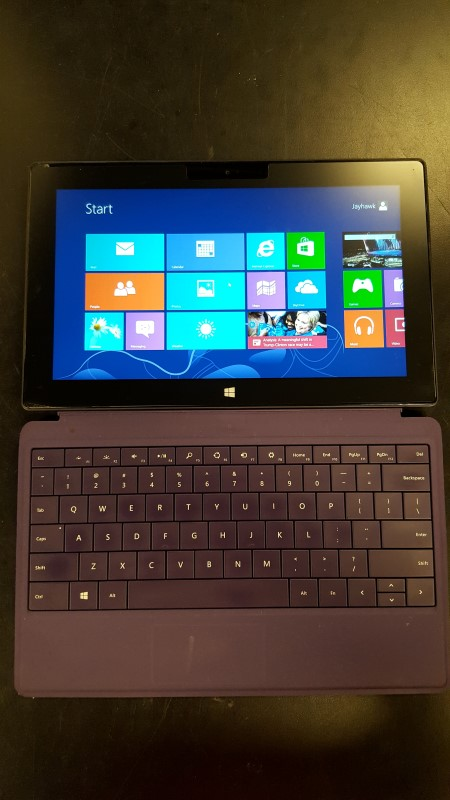 MICROSOFT Tablet SURFACE PRO - 64GB