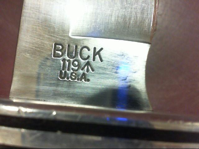 BUCK KNIVES Hunting Knife 119