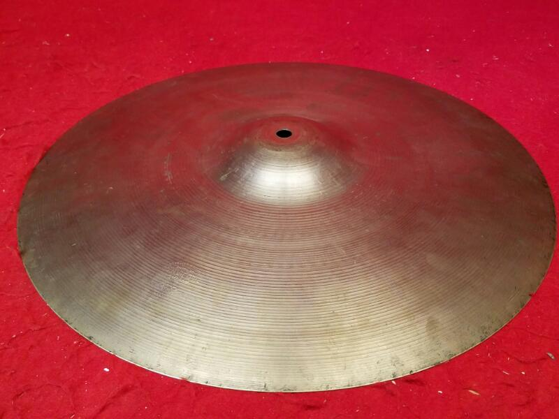 "Zildjian 18"" Crash Vintage Cymbal - Made in USA"