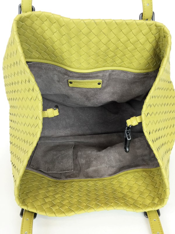 BOTTEGA VENETA Handbag A-SHAPE WOVEN TOTE BAG
