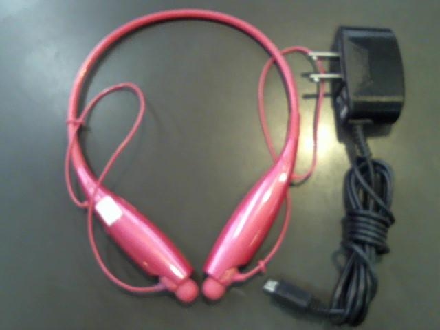 LG Headphones HBS-750