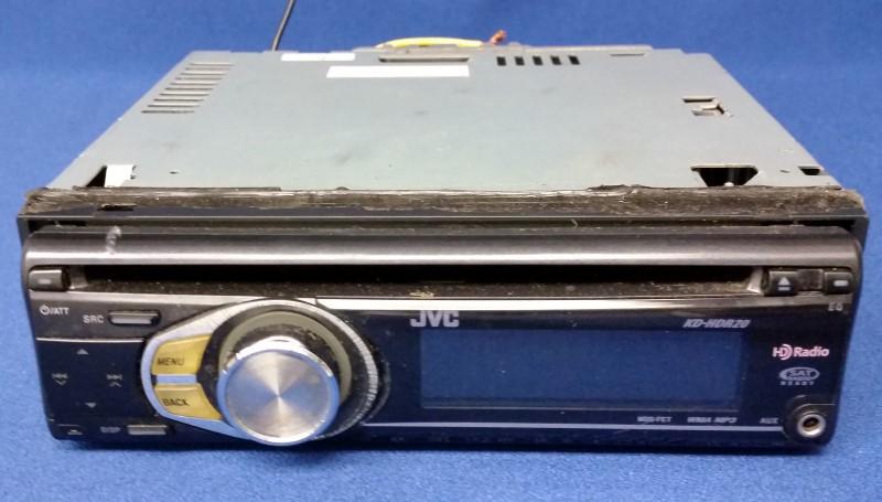 JVC CAR AUDIO KD-HDR20