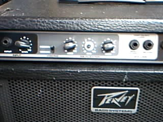 PEAVEY Bass Guitar Amp MAX 112 BASS