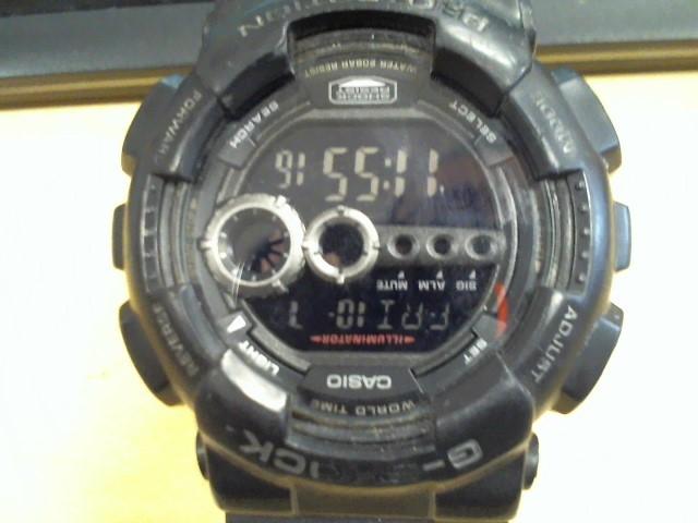 CASIO Gent's Wristwatch G SHOCK 3263