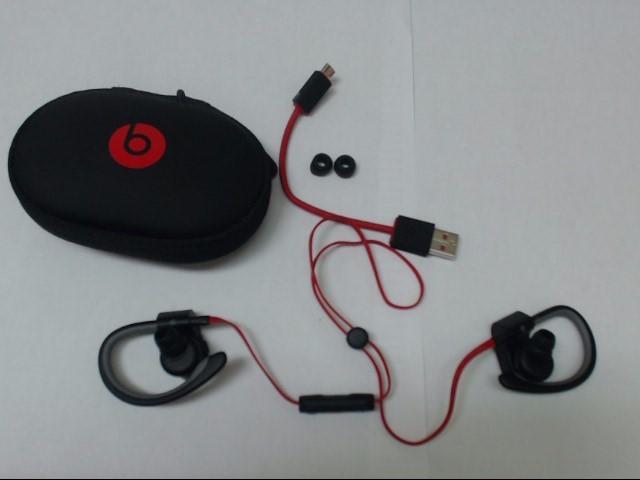 BEATS AUDIO Headphones POWERBEAT 2 B0516