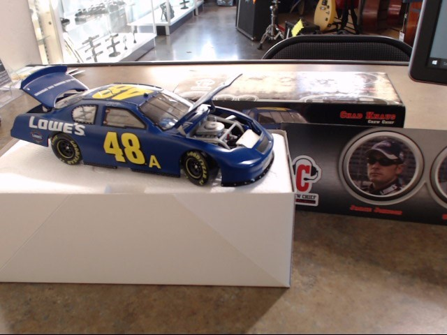 #48 LOWES 2005 MONTE. TEST CAR