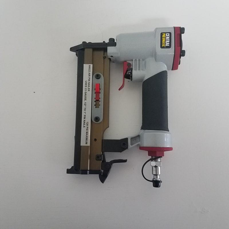 CENTRAL PNEUMATIC Nailer/Stapler 68022 AIR PIN NAILER