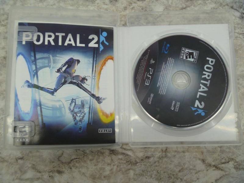 SONY PORTAL 2 (PLAYSTATION 3)