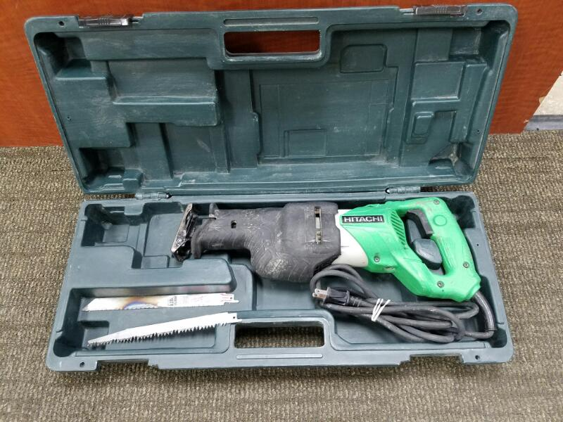 HITACHI Reciprocating Saw CR13V2