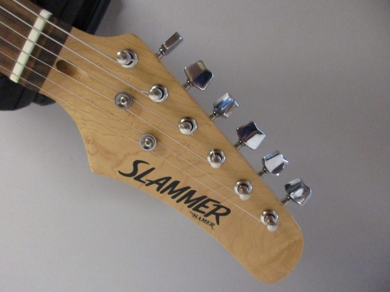 HAMER SLAMMER ELECTRIC GUITAR