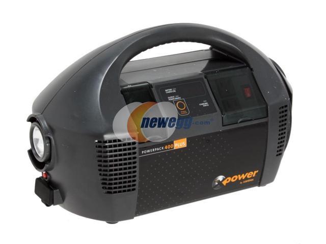 XANTREX Battery/Charger POWERPAC 400 PLUS