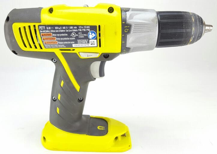 RYOBI Cordless Drill P271 Tool Only