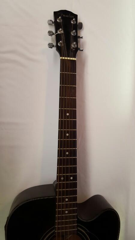 FENDER Acoustic Guitar DG-20CE ACOUSTIC-ELECTRIC CUTAWAY