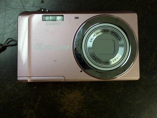 CASIO Digital Camera EX-ZS5