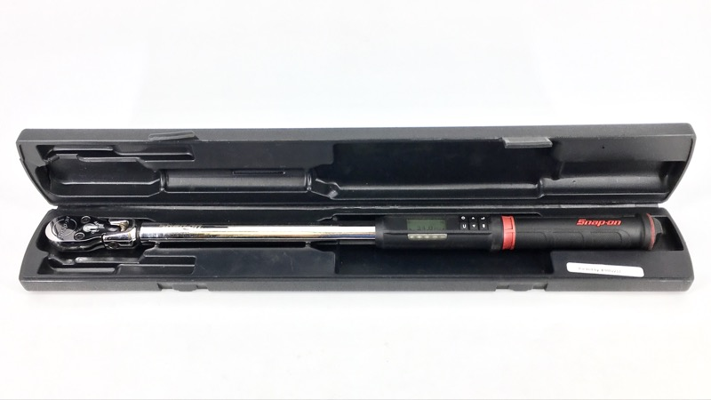 SNAP ON ATECH3FR250B TORQUE WRENCH 12.5-250ft lb
