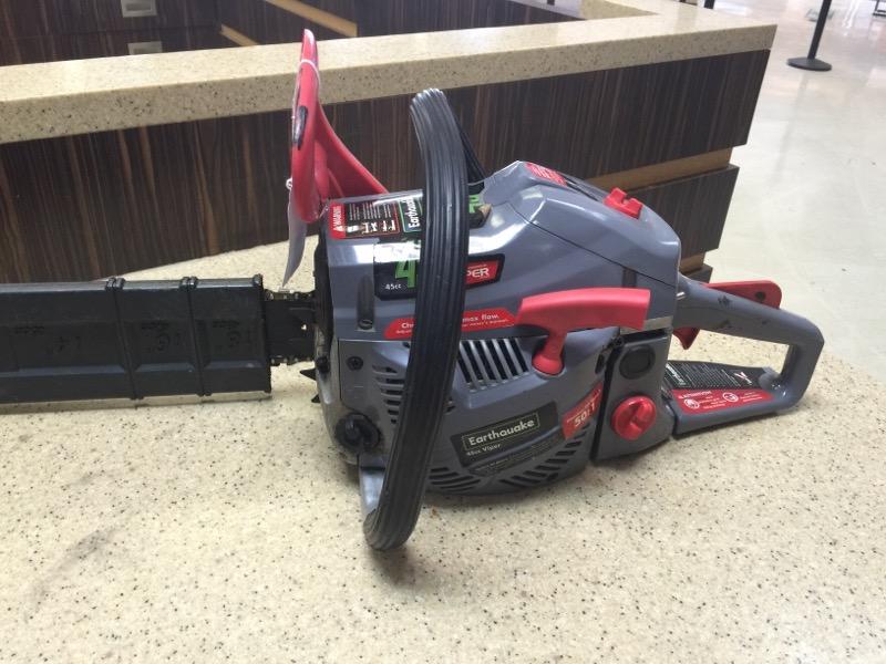 EARTHQUAKE Chainsaw CS45