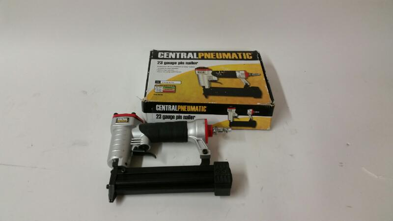 Central Pneumatic 60241 Pin Nailer