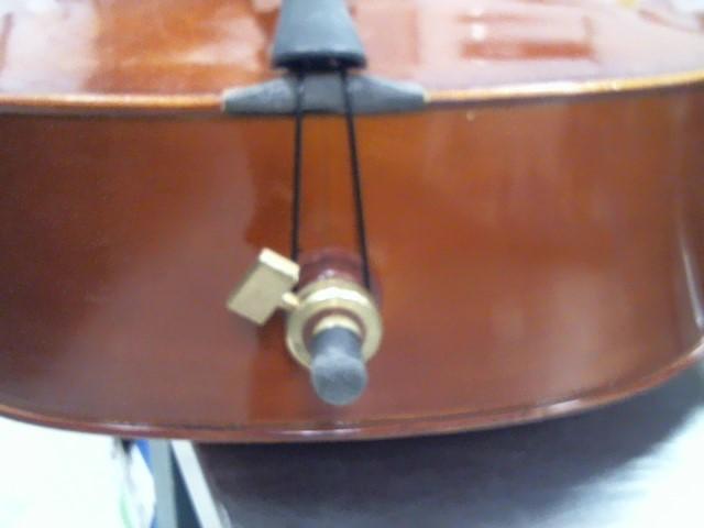 STROBEL VIOLIN Cello CELLO MC80