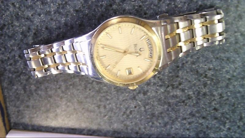 BULOVA Gent's Wristwatch C960603