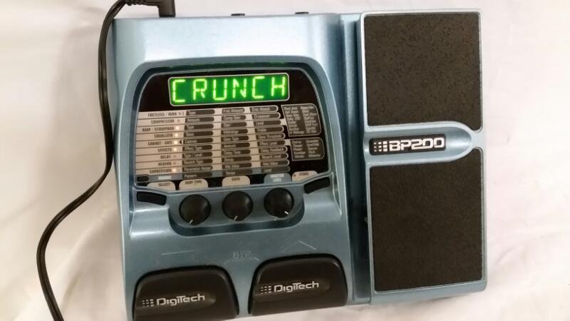 DIGITECH Effect Equipment BP-200