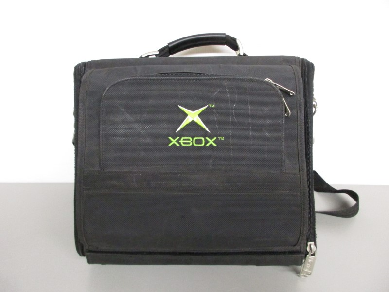 MICROSOFT XBOX (ORIGINAL) CARRYING CASE