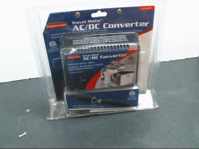 RUBBERMAID Battery/Charger AC/DC CONVERTER