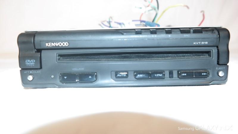 KENWOOD CD Player & Recorder KVT-516