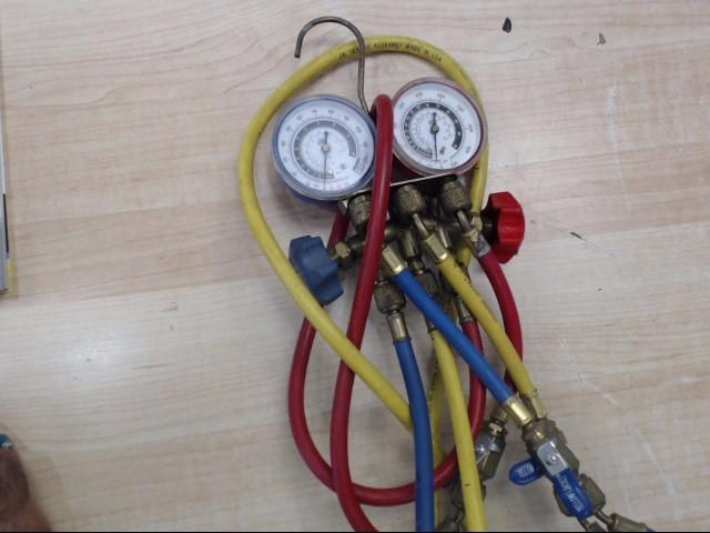 YELLOW JACKET Measuring Tool AC GAUGE