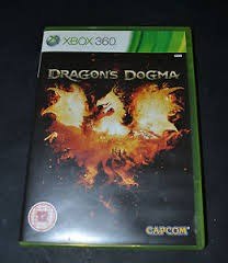 MICROSOFT XBOX 360 Game DRAGONS DOGMA